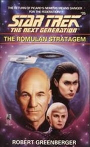 The Romulan Stratagem ebook by Robert Greenberger
