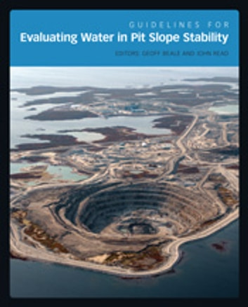 Guidelines for Evaluating Water in Pit Slope Stability ebook by