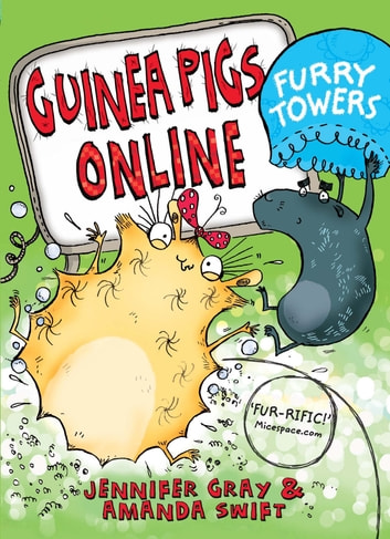Furry Towers ebook by Jennifer Gray,Amanda Swift