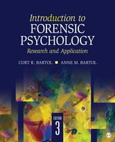 Introduction to Forensic Psychology - Research and Application ebook by Anne M. Bartol,Curtis R. Bartol