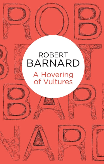 A Hovering of Vultures ebook by Robert Barnard