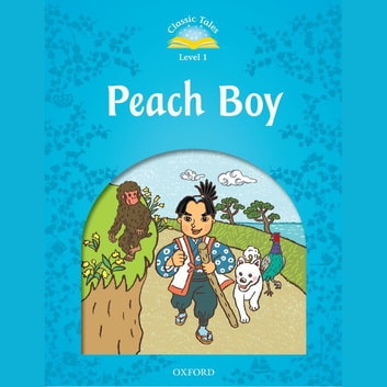 Peach Boy audiobook by Sue Arengo