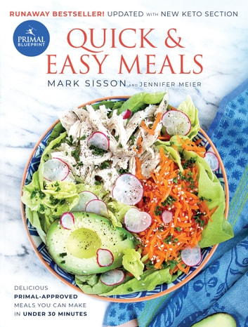 Primal blueprint quick and easy meals ebook by sisson mark primal blueprint quick and easy meals delicious primal approved meals you can make malvernweather Gallery
