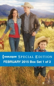 Harlequin Special Edition February 2015 - Box Set 1 of 2 - Fortune's Little Heartbreaker\The Fireman's Ready-Made Family\Marry Me, Mackenzie! ebook by Cindy Kirk,Jules Bennett,Joanna Sims