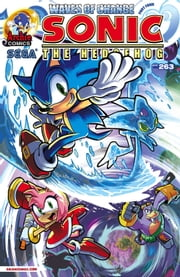 Sonic the Hedgehog #263 ebook by Ian Flynn,Aleah Baker,Ben Bates,John Workman,Ryan Jampole,Evan Stanley,Terry Austin,Gabriel Cassata