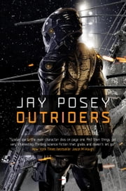 Outriders ebook by Jay Posey