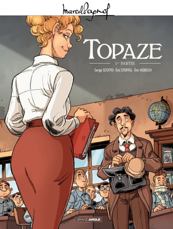 Topaze - Tome 1 ebook by Scotto,Stoffel