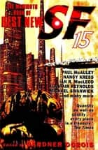 The Mammoth Book of Best New SF 15 ebook by Gardner Dozois