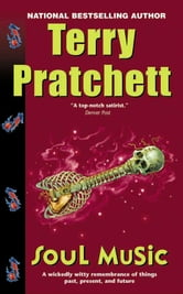 Soul Music - A Novel of Discworld ebook by Terry Pratchett