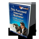 The Focused Internet Marketer ebook by Nishant Baxi