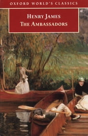 The Ambassadors ebook by Henry James,Christopher Butler