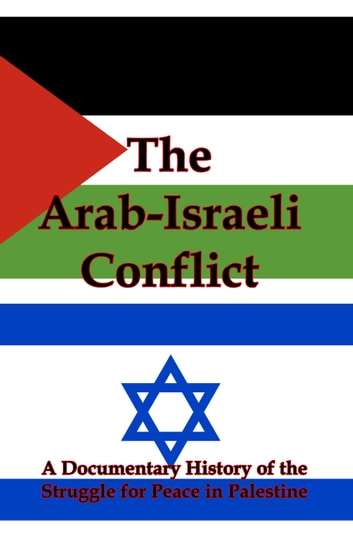 palestinian israeli conflict history pdf