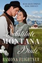 Substitute Montana Bride ebook by Ramona Flightner