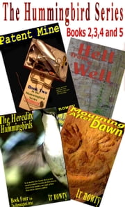 The Hummingbird Series ebook by TR Nowry