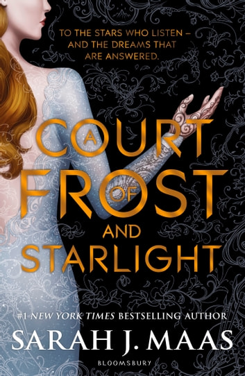 A Court of Frost and Starlight ebook by Sarah J. Maas