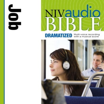 Dramatized Audio Bible - New International Version, NIV: (17) Job audiobook by Zondervan