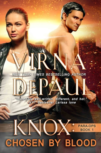 Knox: Chosen by Blood ebook by Virna DePaul