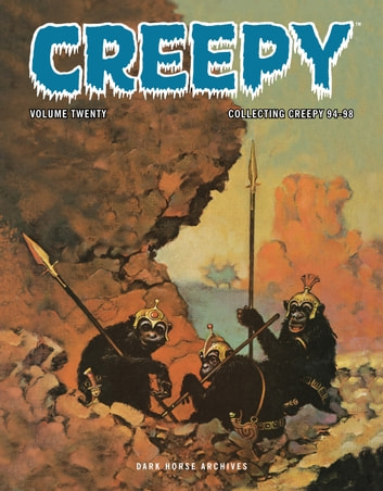Creepy Archives Volume 20 ebook by Various