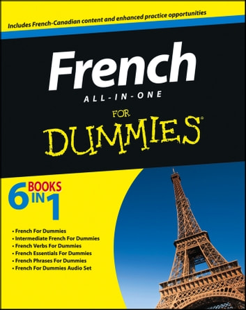 French All-in-One For Dummies ebook by Consumer Dummies