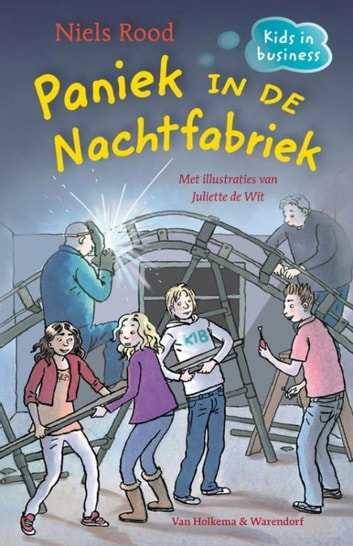 Paniek in de Nachtfabriek ebook by Niels Rood