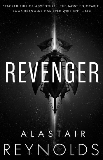 Revenger ebook by Alastair Reynolds