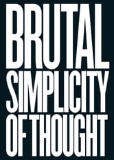 Brutal Simplicity of Thought - How It Changed the World ebook by M&C Saatchi