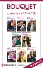 Bouquet e-bundel nummers 4013 - 4020 - 8-in-1 ebook by Maisey Yates, Dani Collins, Sara Craven,...