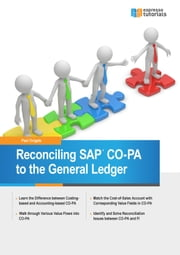 Reconciling SAP COPA to the General Ledger ebook by Paul Ovigele