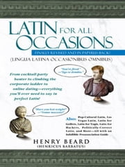 Latin for All Occasions ebook by Henry Beard