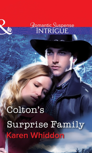Colton's Surprise Family (Mills & Boon Intrigue) ebook by Karen Whiddon