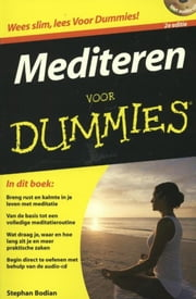 Mediteren voor Dummies ebook by Kobo.Web.Store.Products.Fields.ContributorFieldViewModel