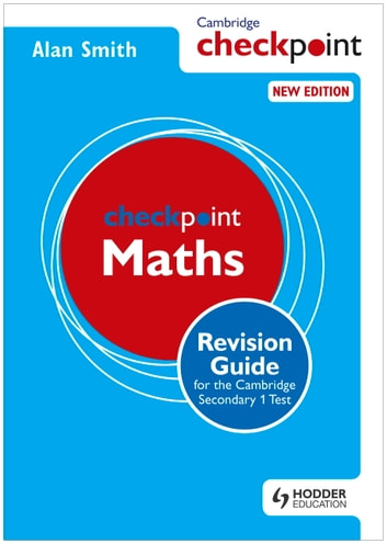 Cambridge checkpoint maths revision guide for the cambridge cambridge checkpoint maths revision guide for the cambridge secondary 1 test ebook by alan smith fandeluxe Images