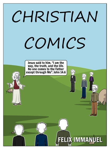 Christian Comics ebook by Felix Immanuel