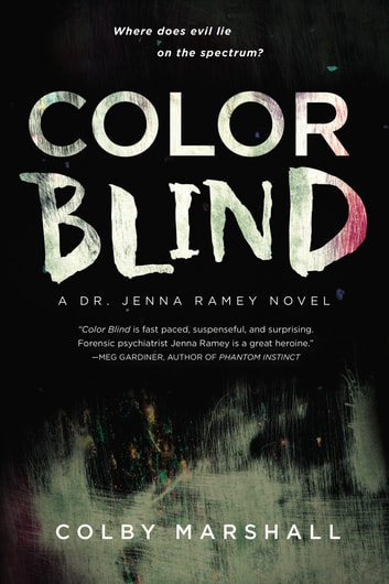Color Blind ebook by Colby Marshall