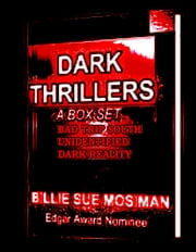 DARK THRILLERS-A Box Set of Novels ebook by Billie Sue Mosiman