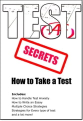 Test Secrets - The Complete Guide to Taking A Test ebook by Complete Test Preparation Team