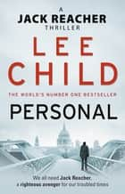 Personal - (Jack Reacher 19) ebook by