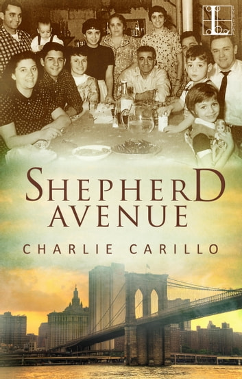 Shepherd Avenue ebook by Charlie Carillo