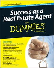 Success as a Real Estate Agent for Dummies - Australia / NZ ebook by Terri M. Cooper,Dirk Zeller