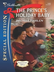 The Prince's Holiday Baby ebook by Brenda Harlen