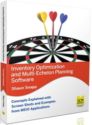 Inventory Optimization and Mult-Echelon Planning Software ebook by Snapp