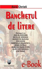 Banchetul de litere ebook by Christi Aura