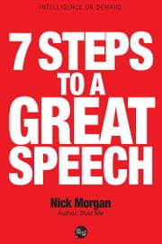 How to Give a Great Speech ebook by Nick Morgan