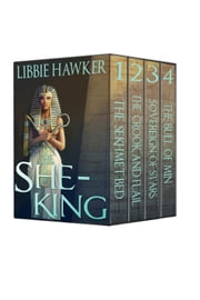 The She-King: The Complete Saga ebook by Libbie Hawker