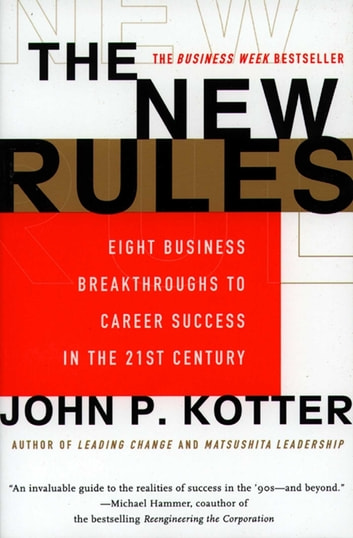 The New Rules eBook by John P. Kotter