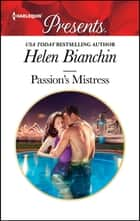 Passion's Mistress ebook by Helen Bianchin