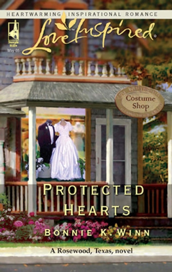 Protected Hearts ebook by Bonnie K. Winn