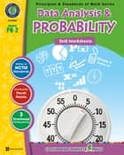 Data Analysis & Probability - Drill Sheets Gr. PK-2 ebook by Tanya Cook, Chris Forest