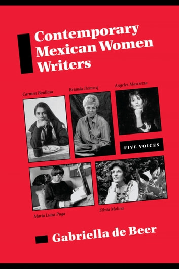 Contemporary mexican women writers ebook by gabriella de beer contemporary mexican women writers five voices ebook by gabriella de beer fandeluxe Choice Image