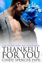 Thankful for You 電子書 by Cindy Spencer Pape